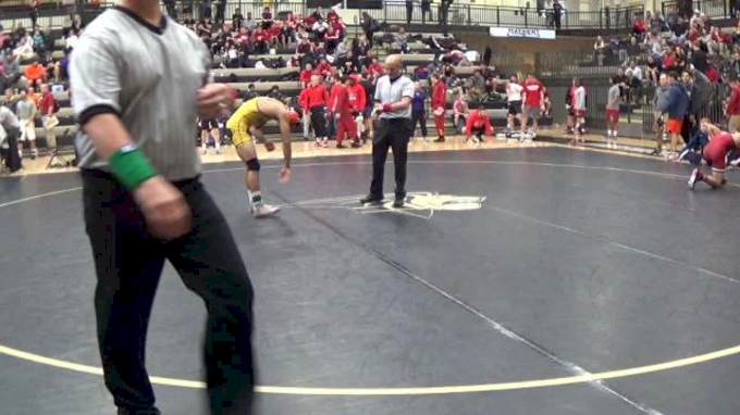 149 m, Davion Jeffries, OU  vs Demarius Smith, IL