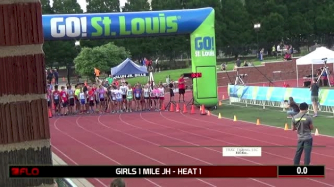 Mixed Mile (Middle School)