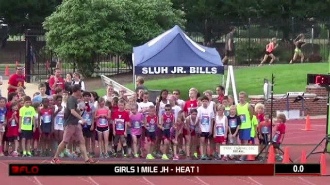 Mixed Mile  (Healthy Kids)