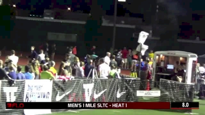 TASTY RACE: Grant Fisher's Sub-4 Mile