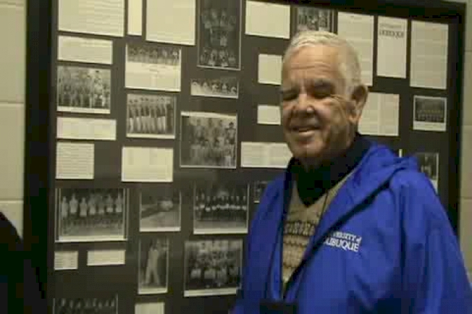 Don Neeley (Class of 1957 - University of Dubuque)