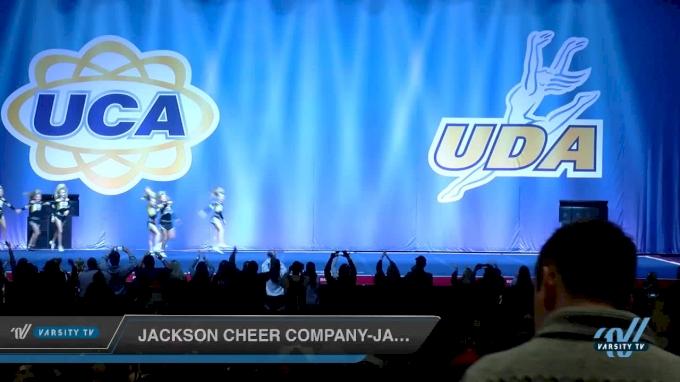 Jackson Cheer Company-Jackson Elite Obsession [2018 Junior - Small - D2 3 Day 2] 2018 UCA Smoky Mountain Championship