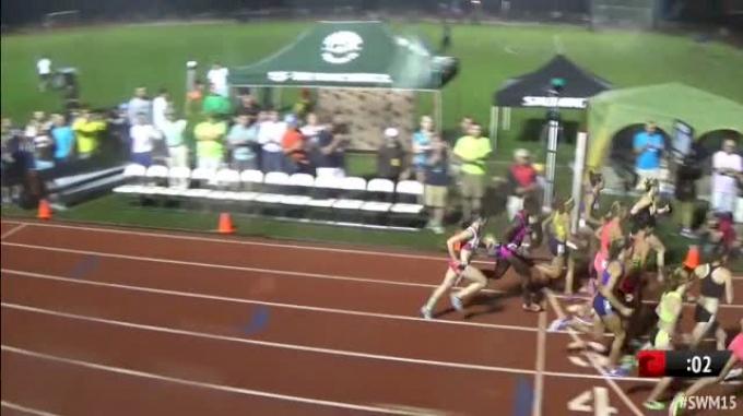 Women's Mile (Stephanie Garcia World Lead!)