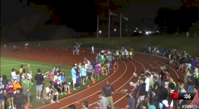 Men's Mile (Robby Andrews 3:57 FTW)
