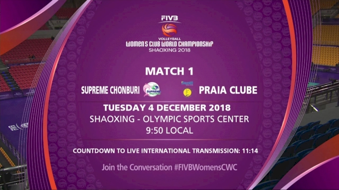 Supreme Chonburi vs Praia Clube