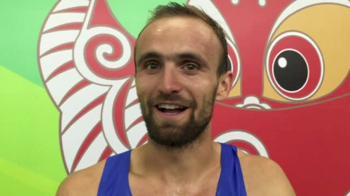 Amel Tuka wins first ever medal for Bosnia