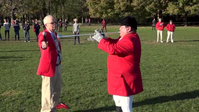 Pre-Nationals - Men's 8K (Thomas Curtin Beats Edward Cheserek)
