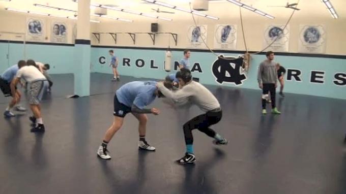 Opening Leg Attack Drill