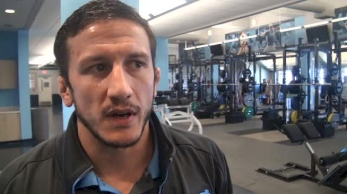 UNC Weight Room Next To Football Field