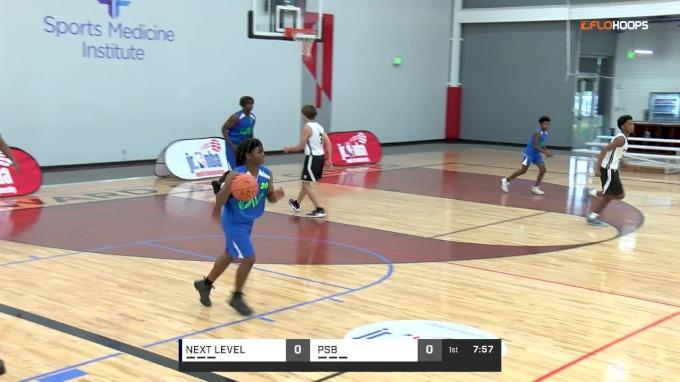 Next Level vs PSB- 2018 Jr NBA World Championships Southeast Region