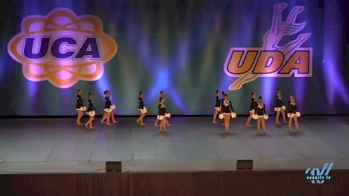 Grandview High School [2018 Medium Varsity Pom Day 1] UCA UDA Mile High Championship