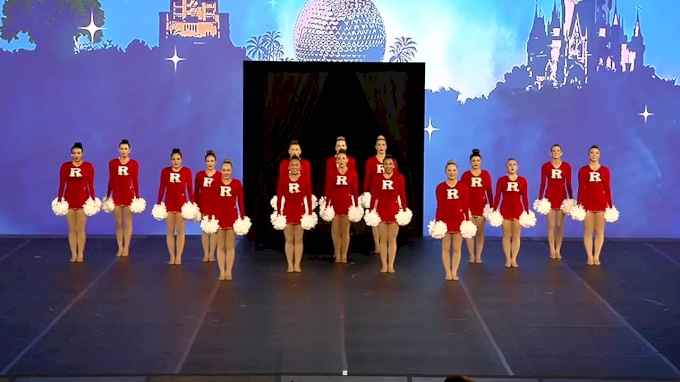 Rutgers University [2018 Division IA Pom Semis] UCA & UDA College Cheerleading and Dance Team National Championship
