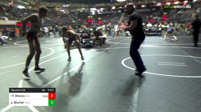 152 lbs Round Of 32 - Peyton Mocco, Askren Wrestling Academy vs Jack Blumer, Young Guns Wrestling Club