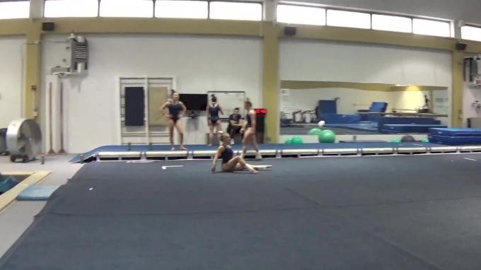 Alecia Petrikis Floor