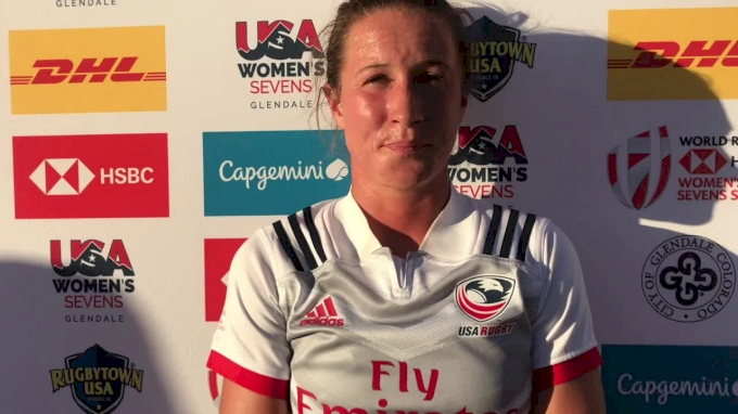 Lauren Doyle Assesses The USA Effort