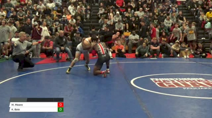 145 lbs Kai Bele vs Mitch Moore