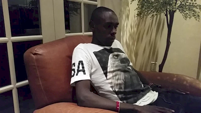 Paul Chelimo didn't want to be WCAP's only member without sub-4 PR