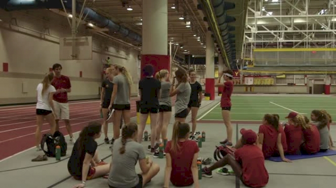 Workout Wednesday: Fartlek with the #15 Iowa State Women