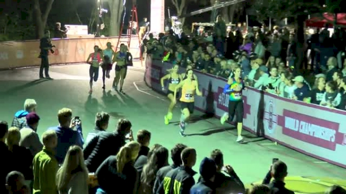 2015 FloTrack Beer Mile Women's World Championship (New World Record!)