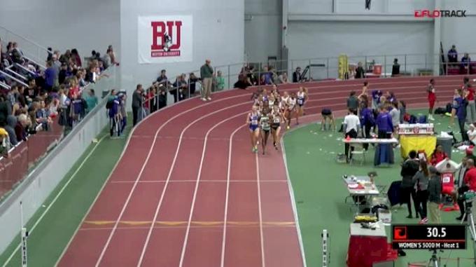 Women's 5k, Heat 1 - Karissa Schweizer Takes Down Ednah Kurgat 15:17!