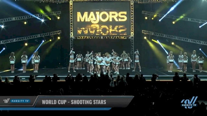 World Cup - Shooting Stars [2018 Large All Girl 5 Day 1] The Majors