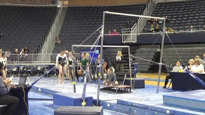 Carly Clark- Bars (9.65), EMU- 2017 Michigan vs. EMU Intersquad