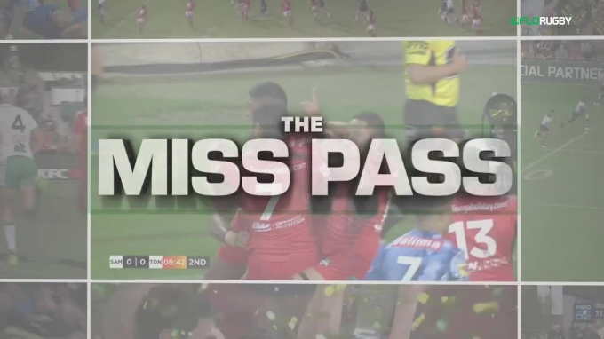 Miss Pass 28: So There Was This USA-Scotland Game