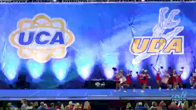Madison Central High School [2018 Game Day Varsity Day 1] 2018 UCA Smoky Mountain Championship