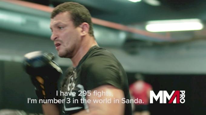 MMA Pro League Profile | Ahmed Samir