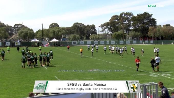 Full Match Replay: PRP Round 7 SFGG vs Santa Monica