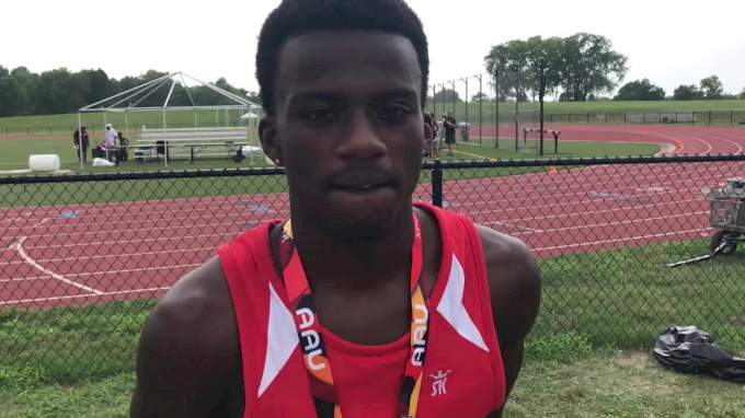 Brandon Miller Talks AAU Region 15 And Upcoming AAU Junior Olympic Games