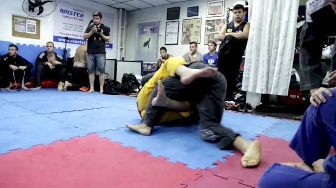 Rolling in Rio: Dillon Danis vs Black Belt