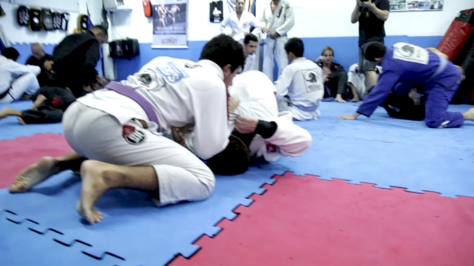 Rolling in Rio: Tommy Langaker vs Purple Belt
