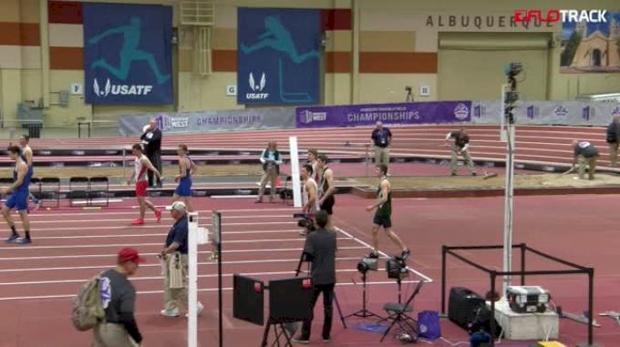 Men's Heptathlon 60m, Heat 1