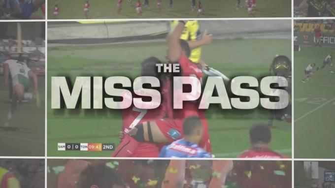 Miss Pass 27 AJ MacGinty