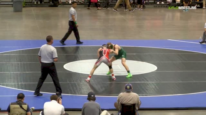 125 lbs Final - Sean Russell, Edinboro vs Taylor LaMont, Utah Valley Univ