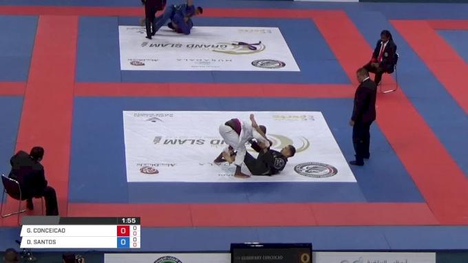 Dionatan Santos No-Arm Triangle Choke