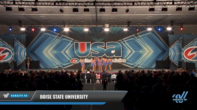 Boise State University [2018 Open Dance 4-Year College -- Division I Prelims] USA Collegiate Championships