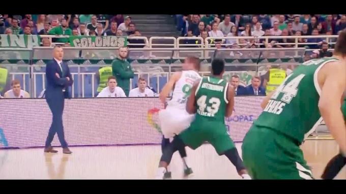 ZAL vs RMB | 2018-19 EuroLeague