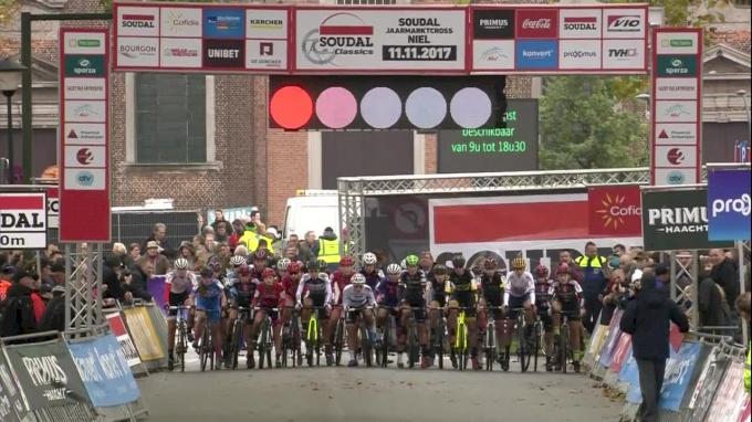 Jaarmarktcross Women's Elite Race Replay