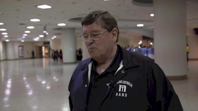 UNCUT: Full Interview With Marian Catholic Head Director Greg Bimm