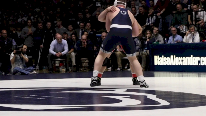 285 m, Kyle Snyder, OSU vs Nick Nevills, PSU