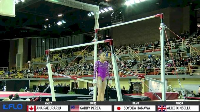 Gabby Perea, Bars, USA - 2016 Gymnix Jr Cup