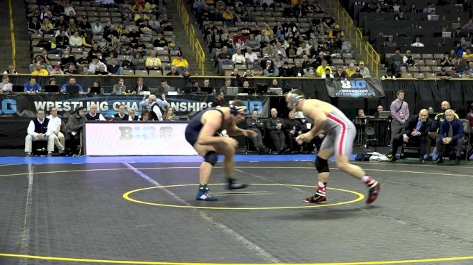 285 lbs Final - Kyle Snyder, OSU vs Adam Coon, MICH