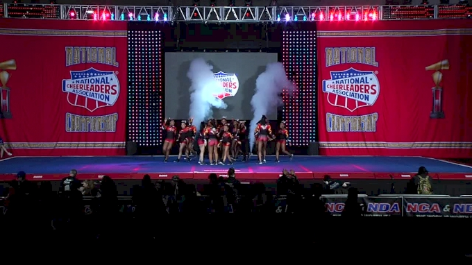 Dynasty Spirit Elite All Star - Red Flames [2018 L2 Small Senior D2 Day 2] NCA All-Star National Championship