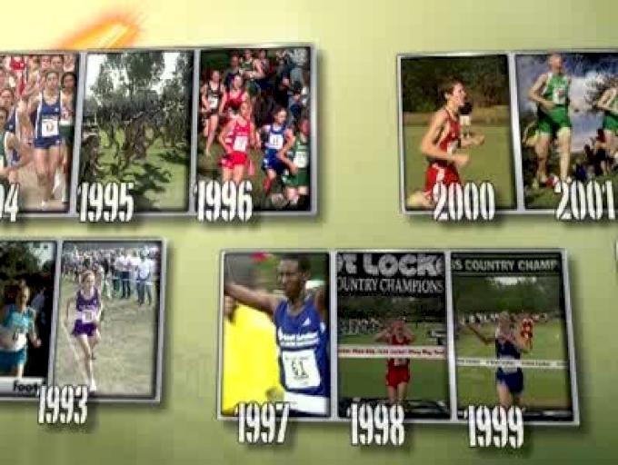 Foot Locker Cross Country 30th Anniversary Highlights