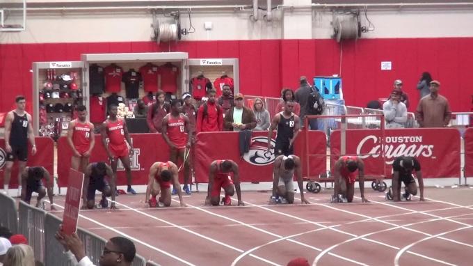 Men's 60m, Semifinal 1