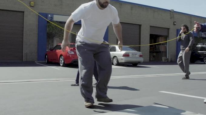 The Takeover: Waxman's Gym (Episode 1)