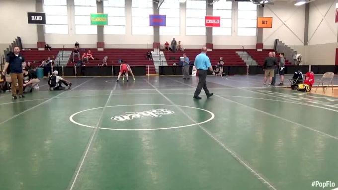 138 lbs Yianni Diakomihalis, NY vs Sammy Sasso, PA