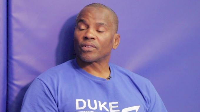 Coach Glen Lanham Talks Building A Storied Program At Duke